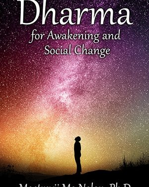 Author Interview: Maetreyii Ma Nolan, Ph.D., Author of Dharma for Awakening and Social Change