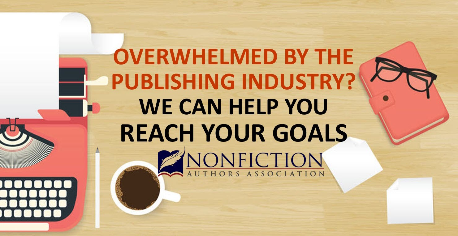 JOIN THE NONFICTION AUTHORS ASSOCIATION