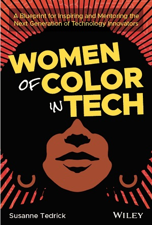 Member of the Week: Susanne Tedrick, author of Women of Color in Tech