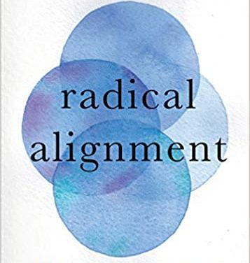 Book Award Winner: Radical Alignment