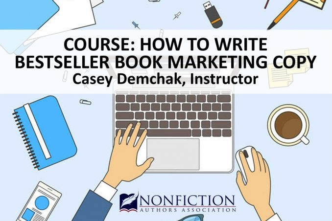 How to Write Bestseller Book Marketing Copy
