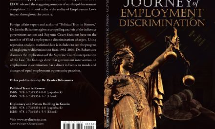 Book Award Winner: The Legislative Journey of Employment Discrimination