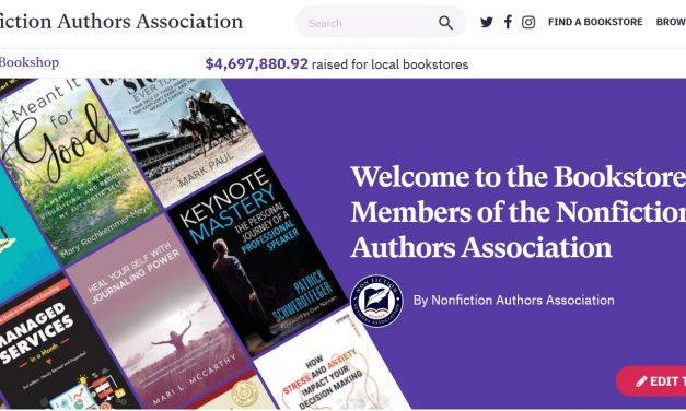 How to Create an Affiliate Online Bookstore with Bookshop—While Supporting Indie Bookstores and Promoting Your Book