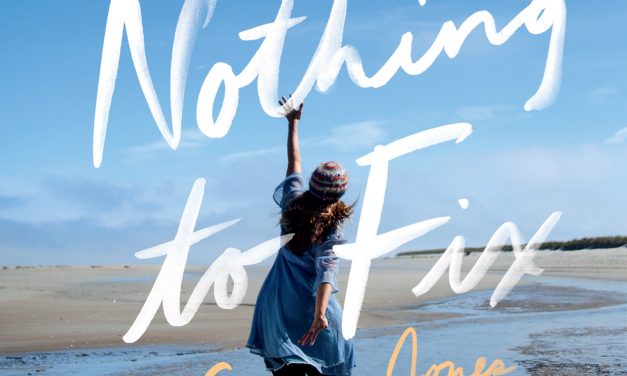 Book Award Winner: There Is Nothing To Fix
