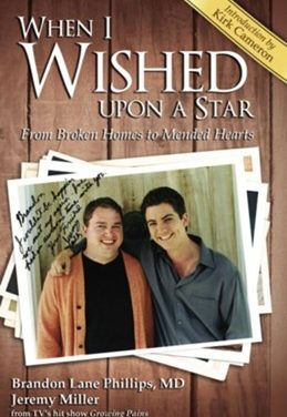 BOOK AWARD WINNER: WHEN I WISHED UPON A STAR: FROM BROKEN HOMES TO MENDED HEARTS