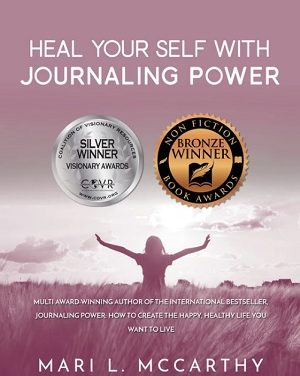 Author Interivew: Mari L. McCarthy, author of Journaling Power and Heal Your Self With Journaling Power