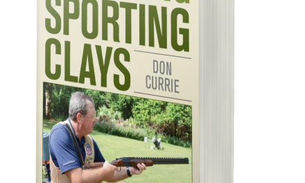 BOOK AWARD WINNER: MASTERING SPORTING CLAYS