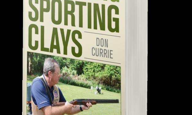 BOOK AWARD WINNER: MASTERING SPORTING CLAYS