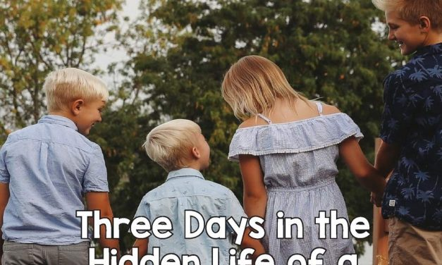 BOOK AWARD WINNER: BEHIND THE CURTAIN: THREE DAYS IN THE HIDDEN LIFE OF A SPECIAL NEEDS FAMILY