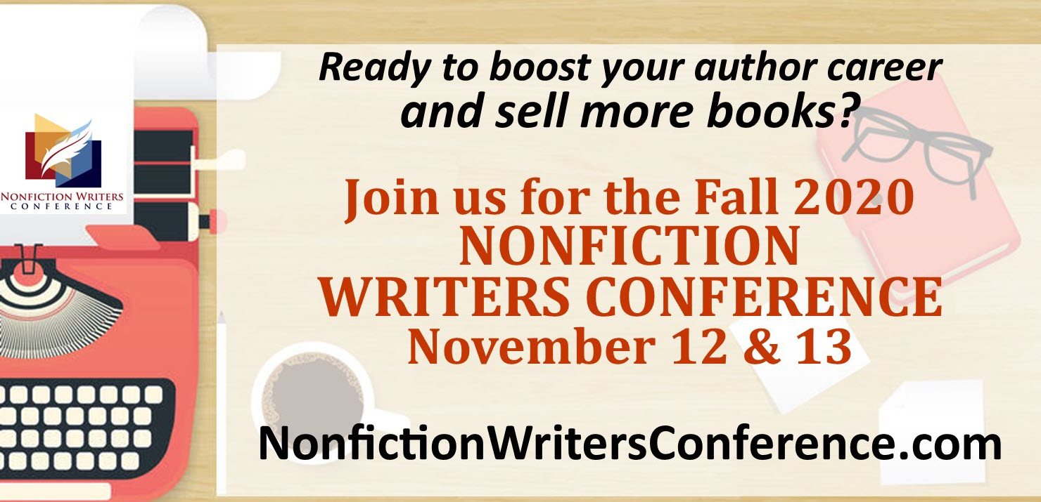 Fall 2020 Nonfiction Writers Conference