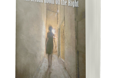 BOOK AWARD WINNER: THE SECOND ROOM ON THE RIGHT