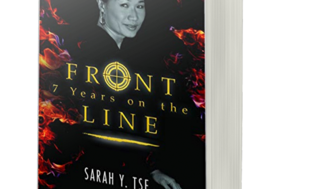 BOOK AWARD WINNER: 7 YEARS ON THE FRONT LINE