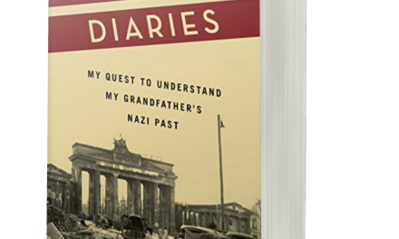 BOOK AWARD WINNER: API'S BERLIN DIARIES: MY QUEST TO UNDERSTANDING MY GRANDFATHER'S NAZI PAST