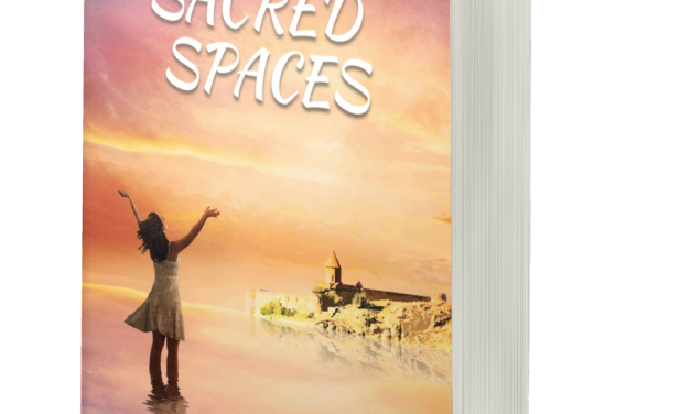 BOOK AWARD WINNER: WE ALL HAVE SACRED SPACES