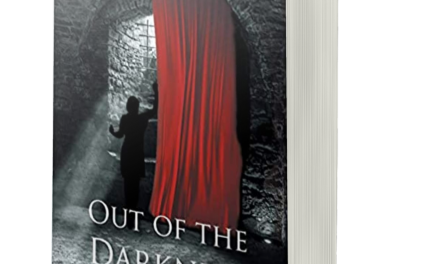 BOOK AWARD WINNER: OUT OF THE DARKNESS