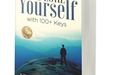 BOOK AWARD WINNER: EXPLORE YOURSELF WITH 100+ KEYS