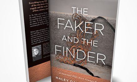 BOOK AWARD WINNER: THE FAKER AND THE FINDER