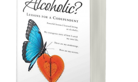 BOOK AWARD WINNER: SO YOU LOVE AN ALCOHOLIC? LESSONS FOR A CODEPENDENT