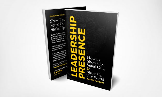 BOOK AWARD WINNER: LEADERSHIP PRESENCE: HOW TO SHOW UP, STAND OUT & SHAKE UP THE WORLD