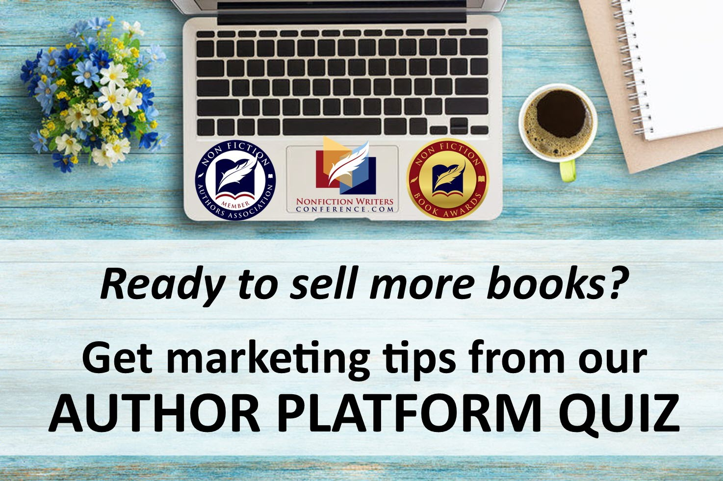 Take our free Author Platform Quiz