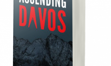 BOOK AWARD WINNER: ASCENDING DAVOS: A CAREER JOURNEY FROM THE EMERGENCY ROOM TO THE BOARDROOM