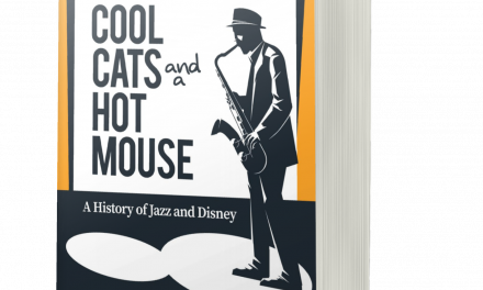 BOOK AWARD WINNER: COOL CATS AND A HOT MOUSE: A HISTORY OF JAZZ AND DISNEY