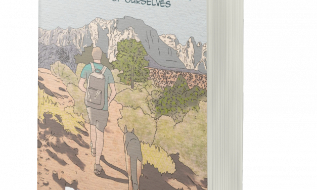 BOOK AWARD WINNER: TRAVELS WITH HAFA: IN SEARCH OF OURSELVES