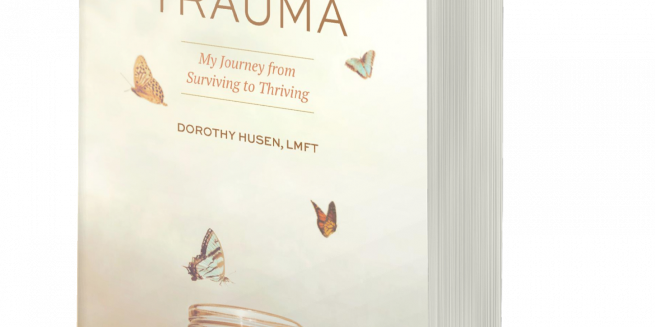 BOOK AWARD WINNER: BREAKING THE CHAINS OF TRANSGENERATIONAL TRAUMA: MY JOURNEY FROM SURVIVING TO THRIVING