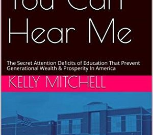 Author Interview: Kelly Mitchell, Author of Clap If You Can Hear Me