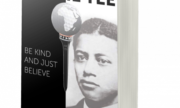 BOOK AWARD WINNER: THE TALE OF THE TEE: BE KIND AND JUST BELIEVE
