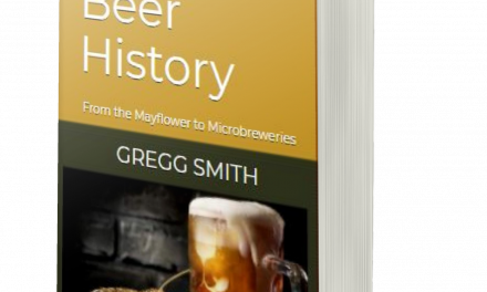 BOOK AWARD WINNER: AMERICAN BEER HISTORY: FROM THE MAYFLOWER TO MICROBREWERIES
