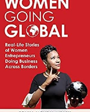 Member of the Week: Tonya McNeal-Weary, author of Women Going Global: Real-Life Stories of Women Entrepreneurs Doing Business Across Borders