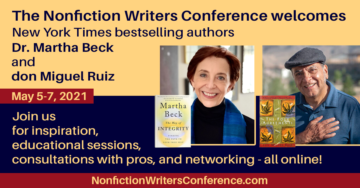 Nonfiction Writers Conference 2021