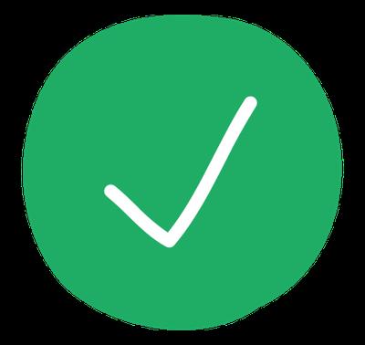 self-publishing concierge checkmark