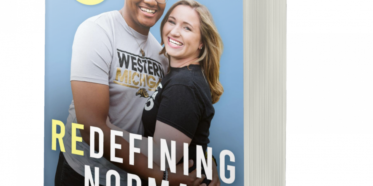 BOOK AWARD WINNER: REDEFINING NORMAL: HOW TWO FOSTER KIDS BEAT THE ODDS AND DISCOVERED HEALING, HAPPINESS AND LOVE