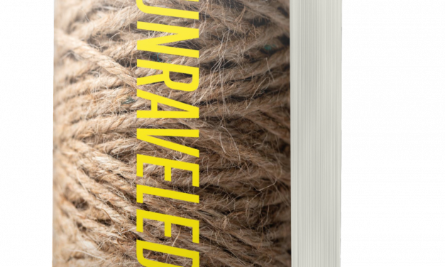 BOOK AWARD WINNER: UNRAVELED: A MOTHER AND SON STORY OF ADDICTION AND REDEMPTION