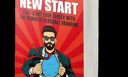 BOOK AWARD WINNER: BRAND NEW START: FAST-START YOUR CAREER WITH THE POWER OF PERSONAL BRANDING