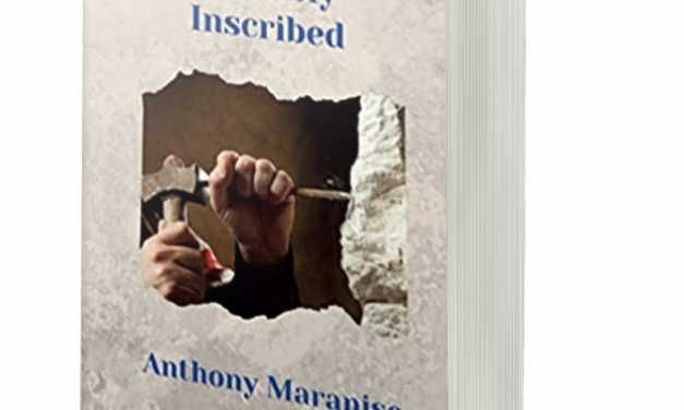 BOOK AWARD WINNER: Indelibly Inscribed: Collected Musings on Christian Spirituality