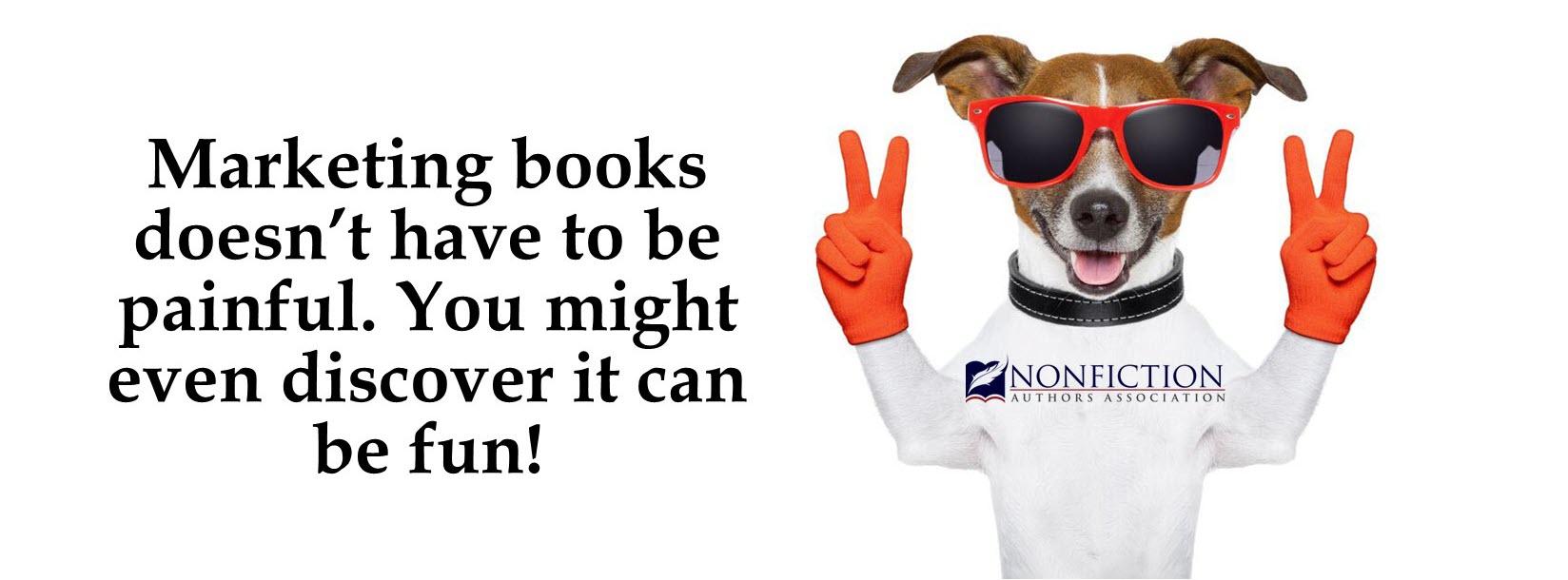 marketing books can be fun