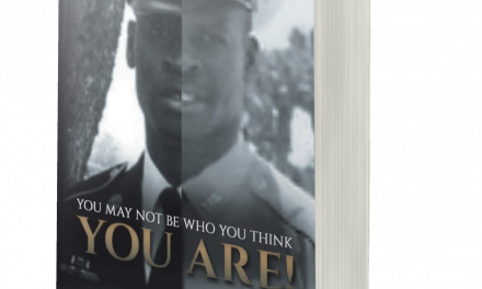 BOOK AWARD WINNER: YOU MAY NOT BE WHO YOU THINK YOU ARE