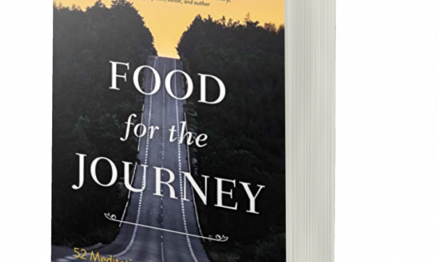 BOOK AWARD WINNER: FOOD FOR THE JOURNEY: 52 MEDITATIONS ON THE LORD'S SUPPER TO ENRICH YOUR SOUL