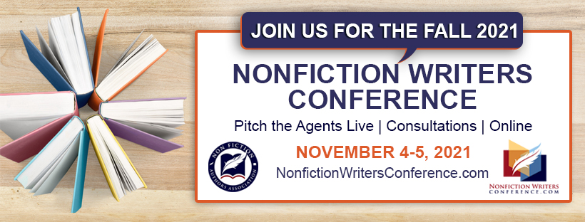 Fall 2021 Nonfiction Writers Conference