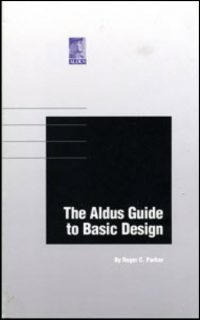 Cover, The Aldus Guide to Basic Design
